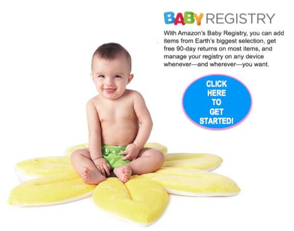 Amazon Baby Registry - FREE $35 Value Welcome Box - The ...