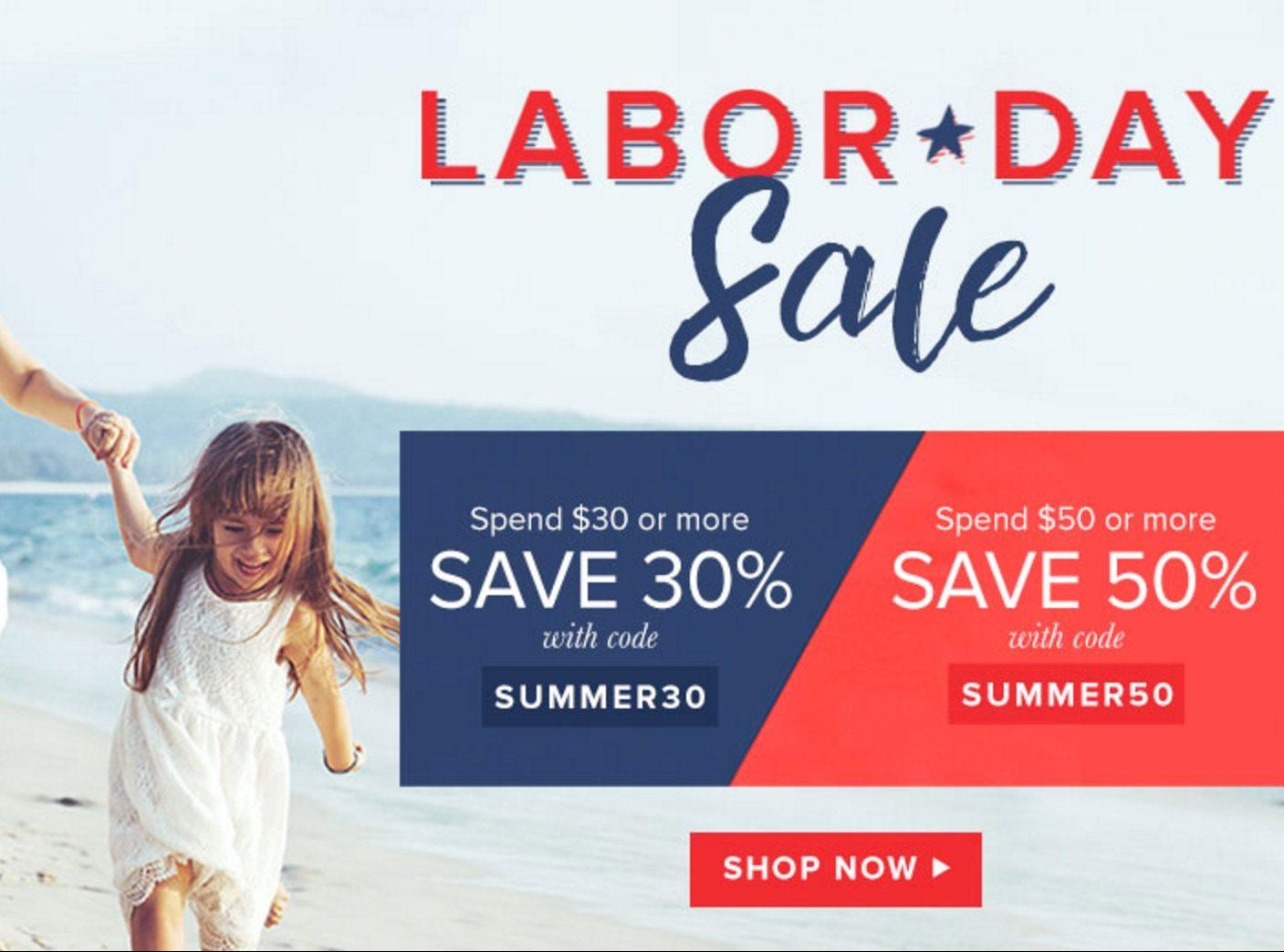 Schoola Labor Day Sale