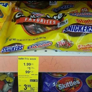 Walgreens - Mars Chocolate Candy $.49 Each - The Spenderella