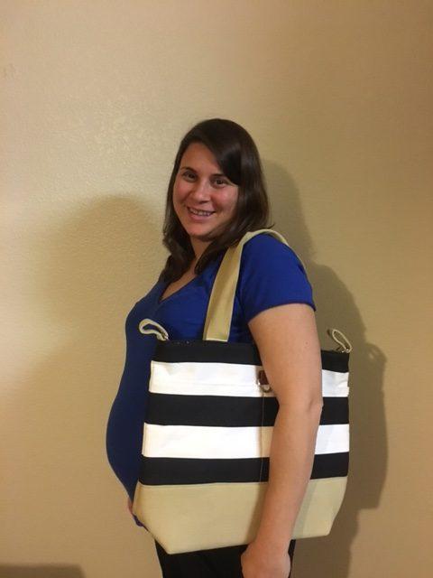 Fashion Diaper Bag Shoulder Tote $22.47 (Regular $67)